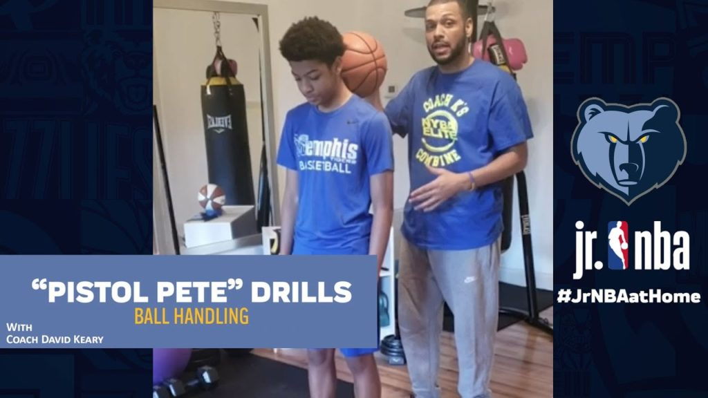 """Pistol Pete"" Drills with David Keary 