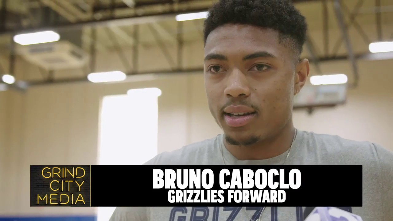 Grizzlies Youth Basketball Summer Camp Recap ft. Bruno Caboclo