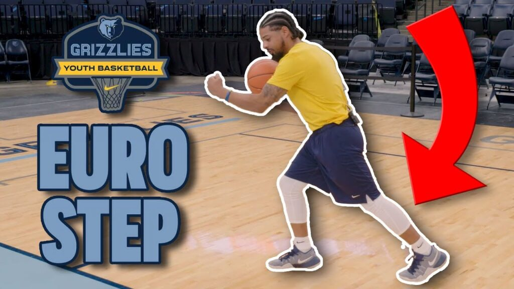 MASTERING THE EURO STEP *EASY* - NBA Skills and Drills w/ Coach Hamm